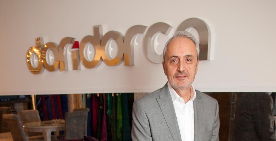 Hisarlılar Tekstil Yönetim Kurulu Başkanı RIDVAN KANDAĞ