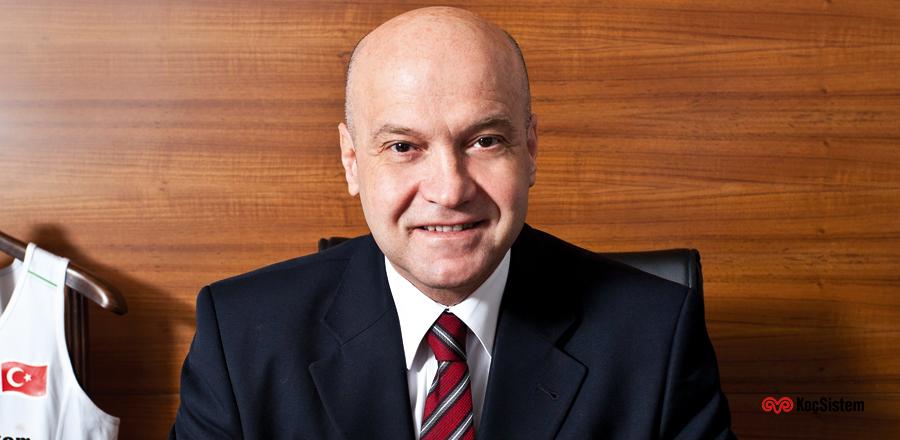 KoçSistem Genel Müdürü Mehmet Nalbantoğlu