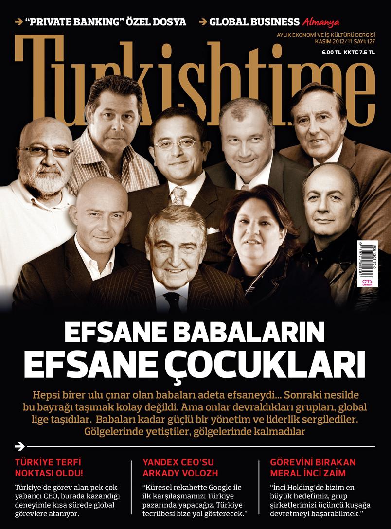 Turkishtime Kasım 2012